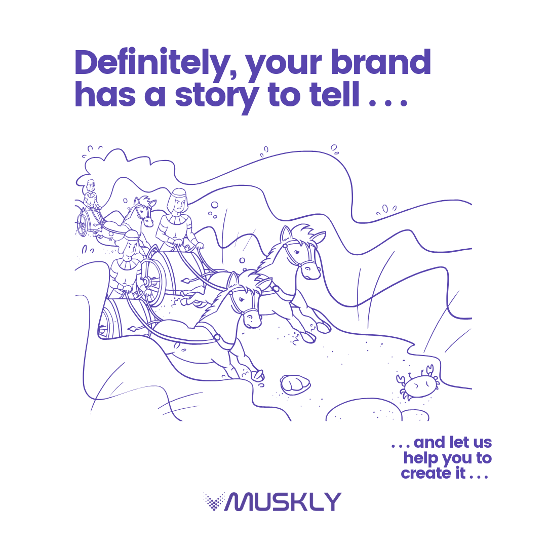 Muskly-brand-Storytelling-style