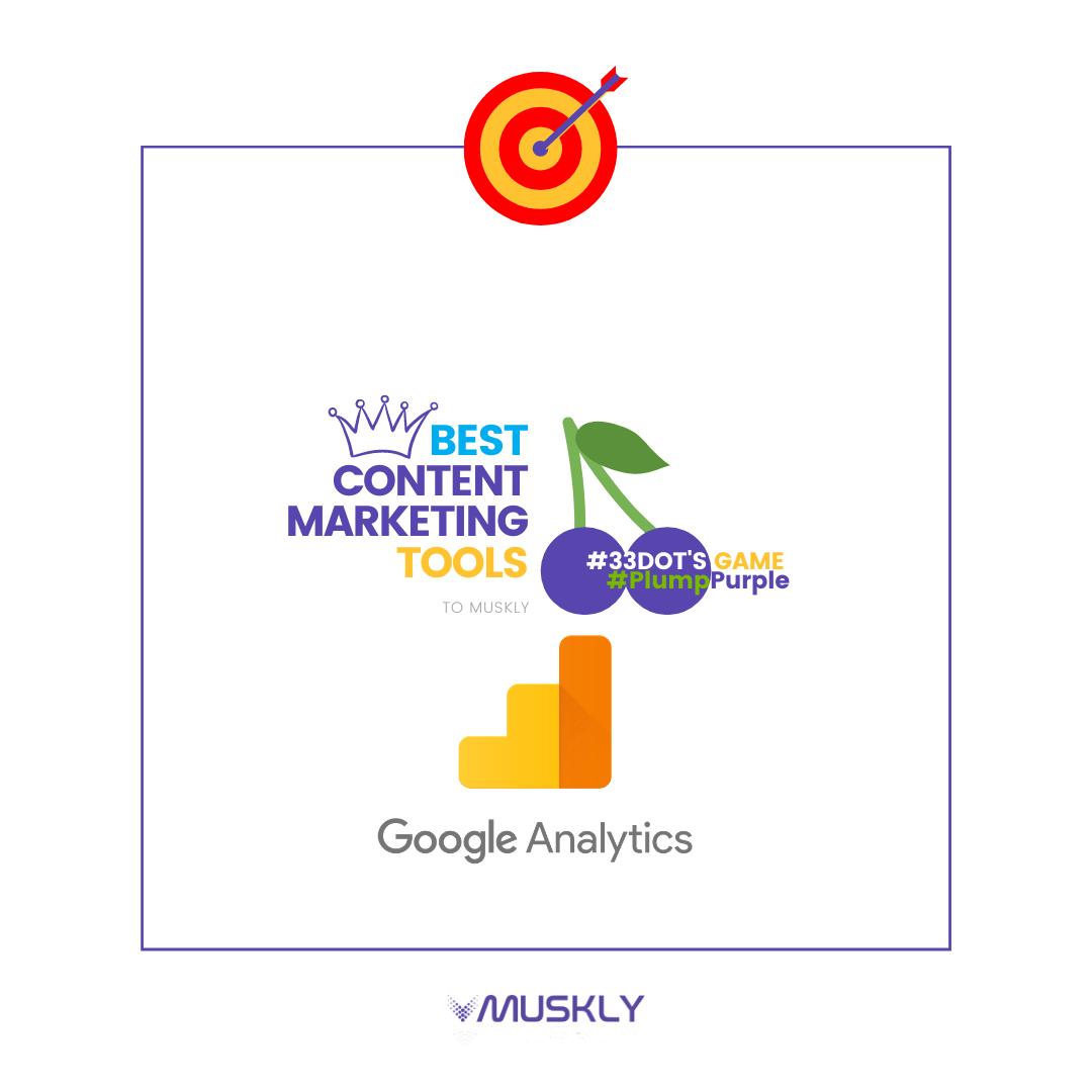 Best-Content-Marketing-Tools--by-MUSKLY-GoogleAnalytics