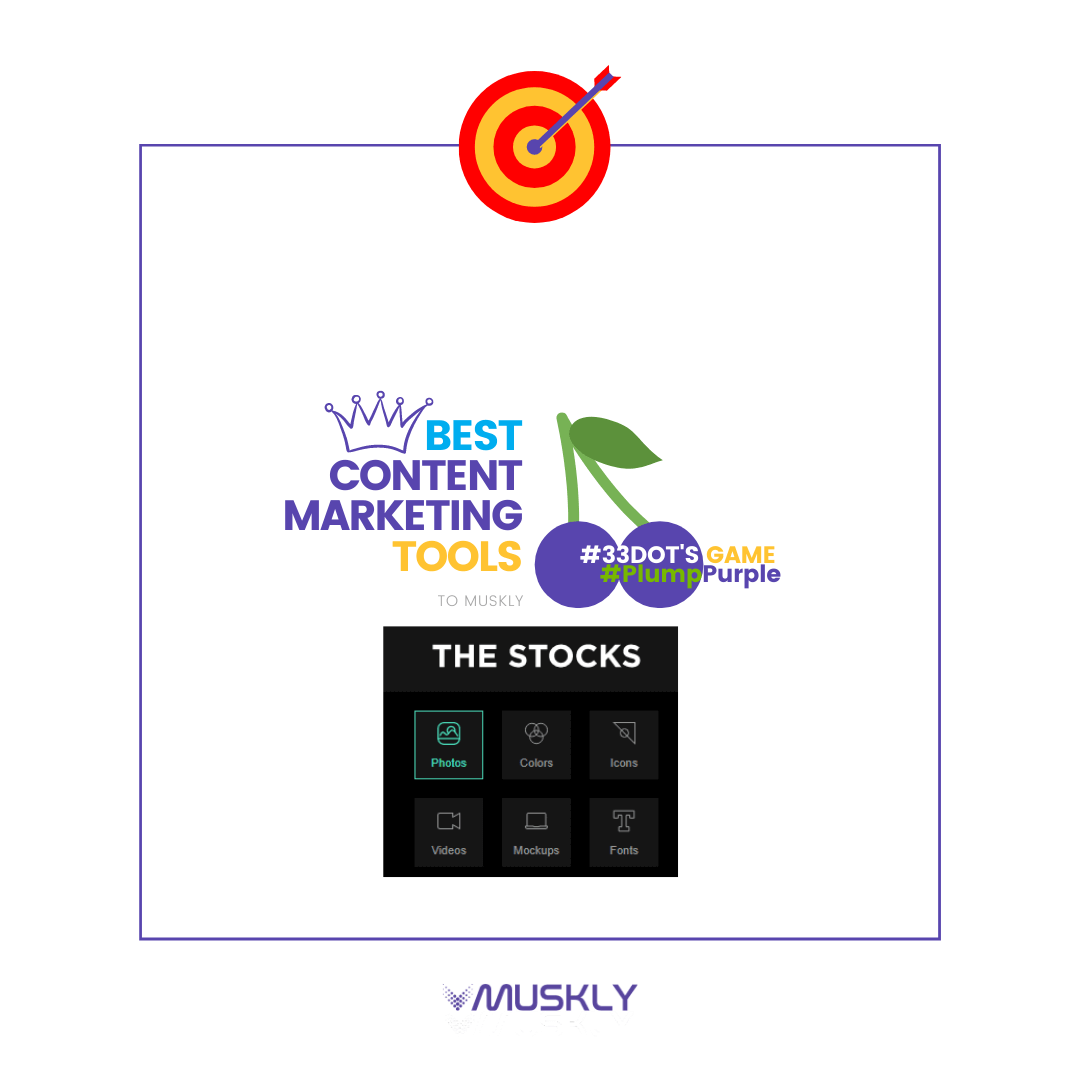 Best-Content-Marketing-Tools--by-MUSKLY-TheStock