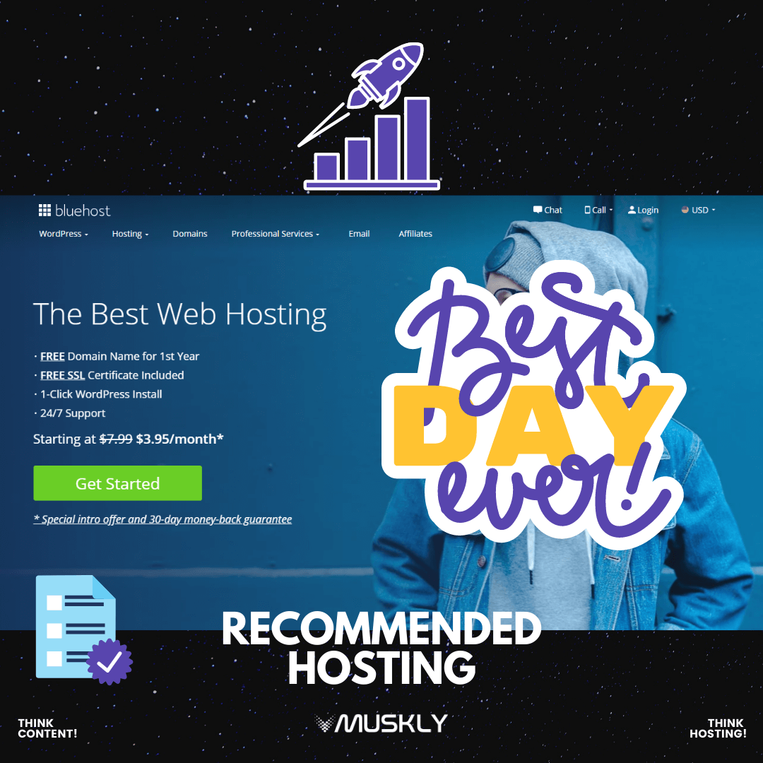 how-to-start-an-online-business-by-MUSKLY-recommended-hosting-Bluehost-1