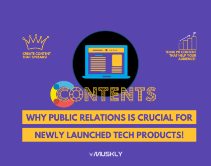 Why-Public Relations-is-Crucial-for-Newly-Launched-Tech-Products