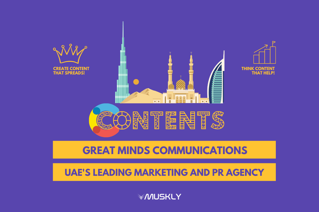 Great-Minds-Communications-UAE's-Leading-Marketing-and-PR-Agency-by-MUSKLY