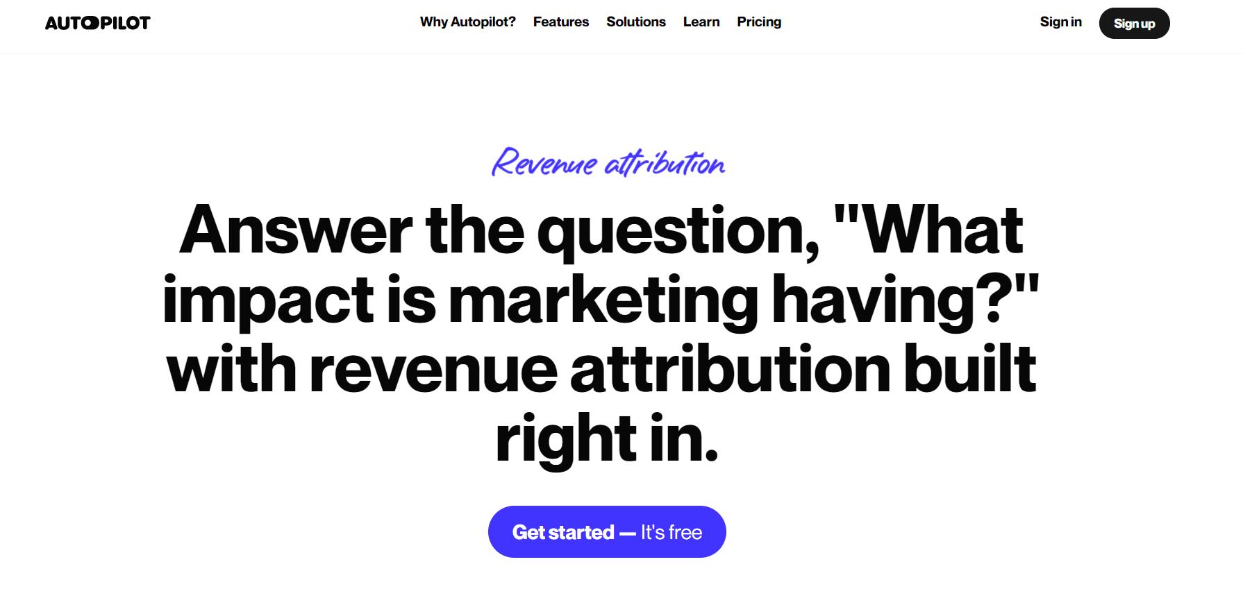 Autopilot-best-email-marketing-software